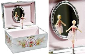 ballerina in jewelry box
