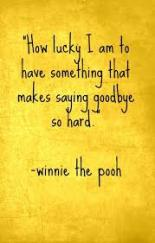 winnie goodbye quote